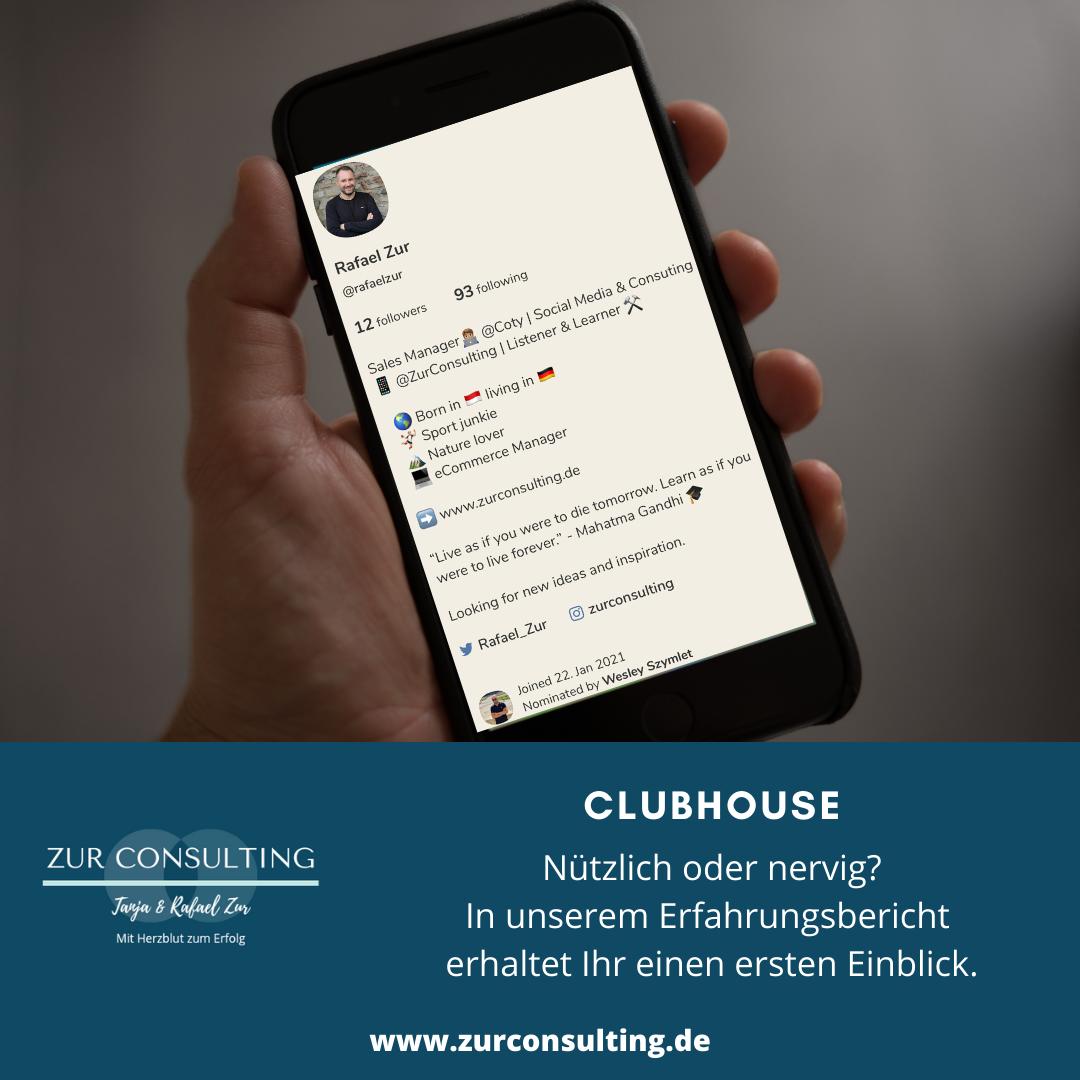 Clubhouse - die neue App